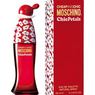 MOSCHINO CHEAP & CHIC PETALS EDT FOR WOMEN
