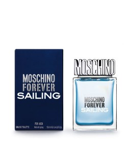 MOSCHINO FOREVER SAILING EDT FOR MEN
