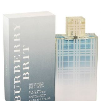 BURBERRY BRIT SUMMER 2012 EDT FOR MEN