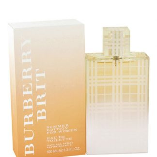 BURBERRY BRIT SUMMER 2012 EDT FOR WOMEN