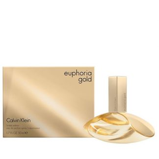 CALVIN KLEIN CK EUPHORIA GOLD LIMITED EDITION EDP FOR WOMEN