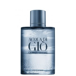 GIORGIO ARMANI ACQUA DI GIO BLUE EDITION POUR HOMME LIMITED EDITION EDT FOR MEN