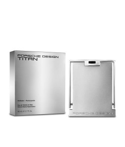 PORSCHE DESIGN TITAN REFLLABLE EDT FOR MEN