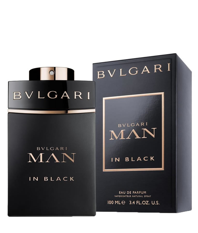 BVLGARI MAN IN BLACK EDP FOR MEN