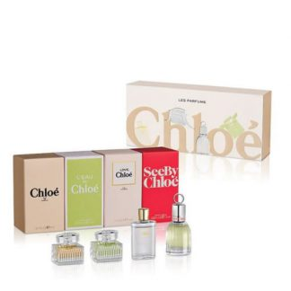 CHLOE 4 PCS MINIATURE GIFT SET FOR WOMEN