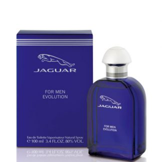 JAGUAR FOR MEN EVOLUTION EDT FOR MEN