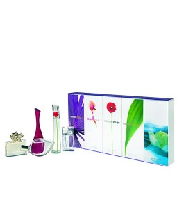 KENZO 5 PCS MINIATURE GIFT SET 2 FOR WOMEN