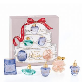 LOLITA LEMPICKA MINIATURES LIMITED ANNIVERSARY EDITION MINIATURE GIFT SET FOR WOMEN