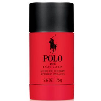 RALPH LAUREN POLO RED DEODORANT FOR MEN