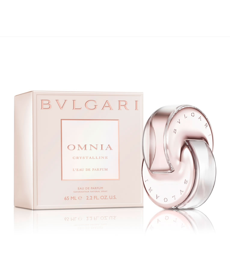 BVLGARI OMNIA CRYSTALLINE L'EAU DE PARFUM EDP FOR WOMEN