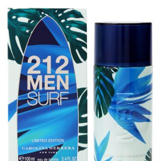 CAROLINA HERRERA 212 MEN SURF EDT FOR MEN