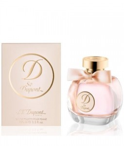 ST DUPONT SO DUPONT POUR FEMME EDT FOR WOMEN