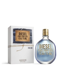 DIESEL FUEL FOR LIFE L'EAU POUR HOMME EDT FOR MEN