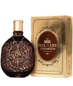 DIESEL FUEL FOR LIFE UNLIMITED EDP FOR WOMEN