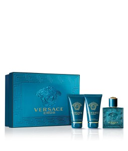 VERSACE EROS 3 PIECES GIFT SET FOR MEN