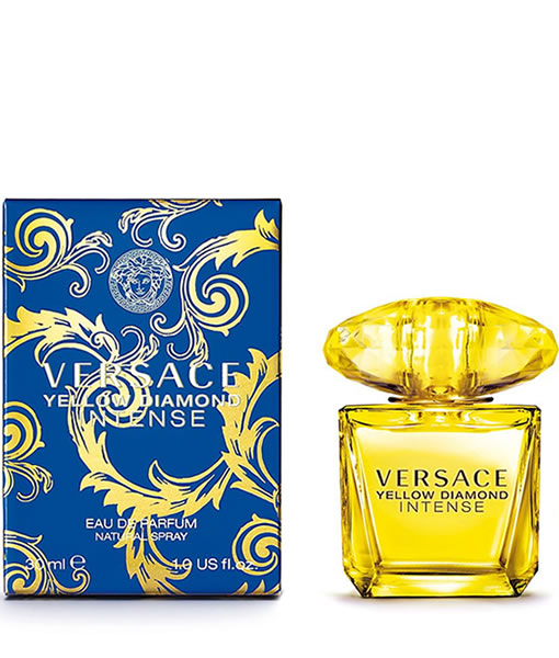 VERSACE YELLOW DIAMOND INTENSE EDP FOR WOMEN
