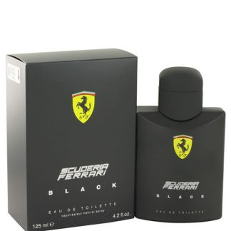 FERRARI SCUDERIA BLACK EDT FOR MEN