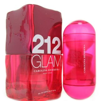 CAROLINA HERRERA GLAM EDT FOR WOMEN