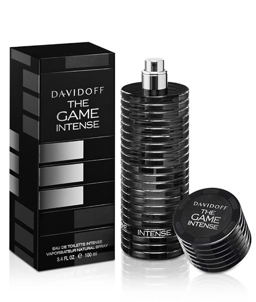 DAVIDOFF THE GAME INTENSE EDT FOR MEN