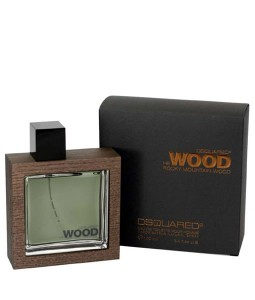 DSQUARED2 HE WOOD ROCKY MOUNTAIN WOOD EDT FOR MEN