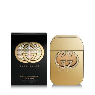 GUCCI GUILTY DIAMOND LIMITED EDITION EDT FOR WOMEN