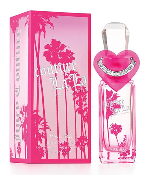JUICY COUTURE COUTURE LA LA MALIBU EDT FOR WOMEN
