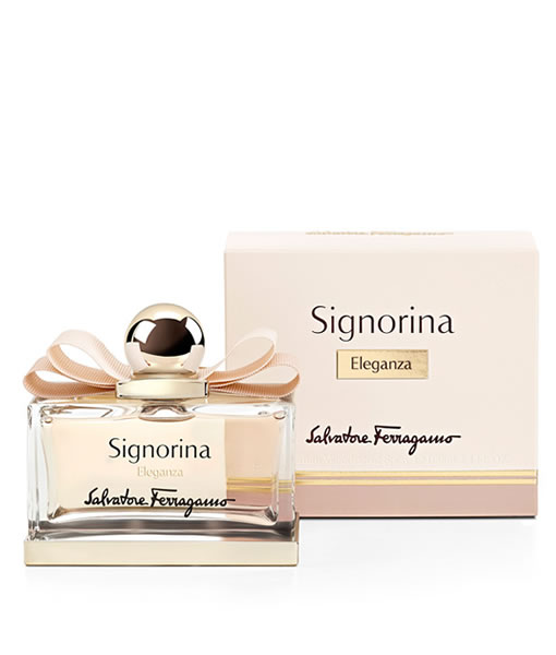 SALVATORE FERRAGAMO SIGNORINA ELEGANZA EDP FOR WOMEN