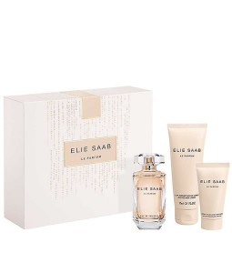 ELIE SAAB LE PARFUM EDT 3 PCS GIFT SET FOR WOMEN