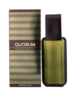 ANTONIO PUIG QUORUM EDT FOR MEN