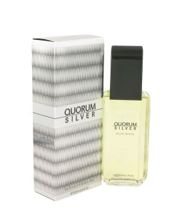 ANTONIO PUIG QUORUM SILVER EDT FOR MEN
