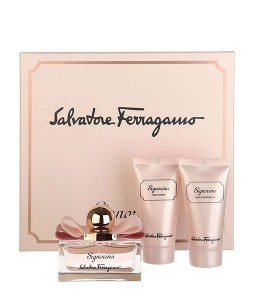 SALVATORE FERRAGAMO SIGNORINA EDP CUTE & CHIC COFFRET GIFT SET FOR WOMEN