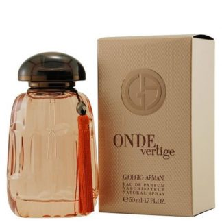 GIORGIO ARMANI ONDE VERTIGE EDP FOR WOMEN