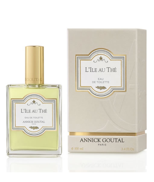 ANNICK GOUTAL L'ILE AU THE EDT FOR MEN