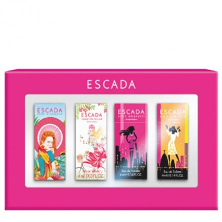 ESCADA COLLECTOR'S EDITION MINIATURE GIFT SET FOR WOMEN