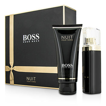 HUGO BOSS BOSS NUIT POUR FEMME COFFRET 2PCS GIFT SET FOR WOMEN