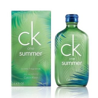 CALVIN KLEIN CK ONE SUMMER 2016 EDT FOR UNISEX