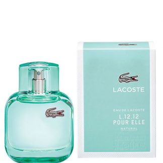 LACOSTE EAU DE LACOSTE L.12.12 POUR ELLE NATURAL EDT FOR WOMEN