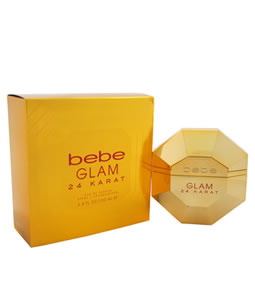 BEBE GLAM 24 KARAT EDP FOR WOMEN
