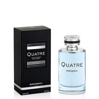 BOUCHERON QUATRE POUR HOMME EDT FOR MEN