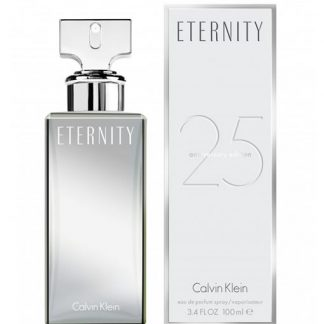CALVIN KLEIN CK ETERNITY 25 ANNIVERSARY EDITION EDP FOR WOMEN
