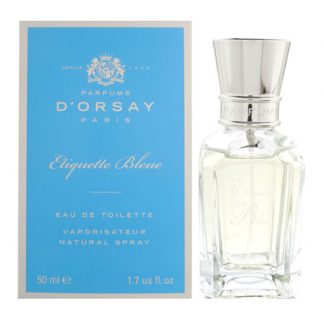 D'ORSAY ETIQUETTE BLEUE EDT FOR WOMEN