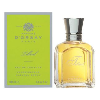 D'ORSAY TILLEUL EDT FOR WOMEN