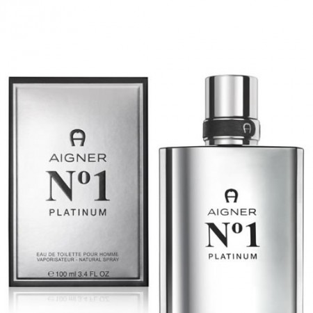 ETIENNE AIGNER NO 1 PLATINUM POUR HOMME EDT FOR MEN