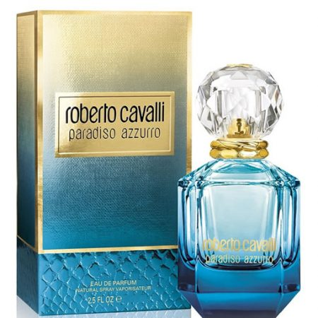 ROBERTO CAVALLI PARADISO AZZURRO EDP FOR WOMEN