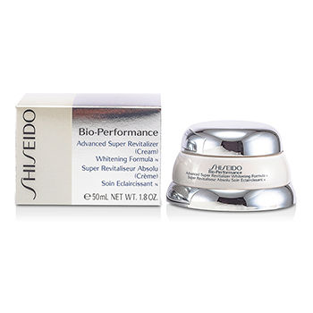 SHISEIDO BIO PERFORMANCE ADVANCED SUPER REVITALIZER (CREAM) WHITENESS FORMULA N 50ML/1.8OZ