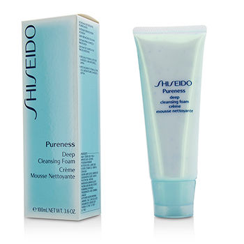 SHISEIDO PURENESS DEEP CLEANSING FOAM 100ML/3.3OZ