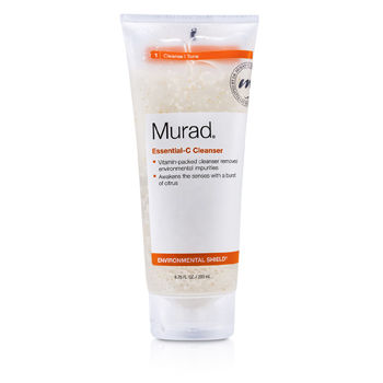 MURAD ESSENTIAL-C CLEANSER 200ML/6.75OZ