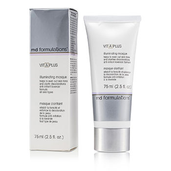 MD FORMULATIONS VIT-A-PLUS ANTI-AGING ILLUMINATING MASQUE 75ML/2.5OZ