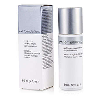 MD FORMULATIONS CONTINUOUS RENEWAL SERUM 60ML/2OZ