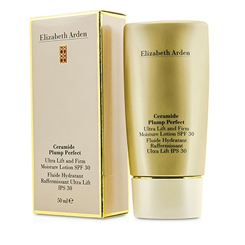 ELIZABETH ARDEN CERAMIDE PLUMP PERFECT ULTRA LIFT AND FIRM MOISTURE LOTION SPF 30 50ML/1.7OZ